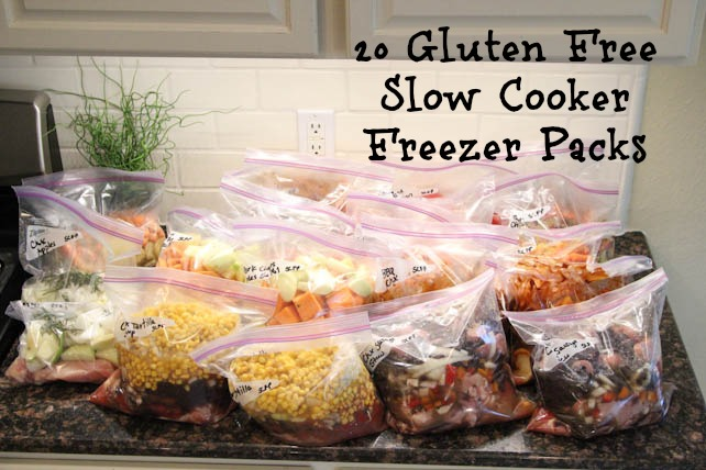 Slow Cooker Freezer Packs