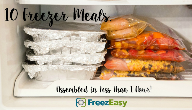 FreezEasy Meal Plans