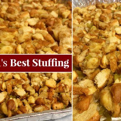 Best Stuffing Recipe
