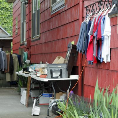 Garage Sale Shopping Tips