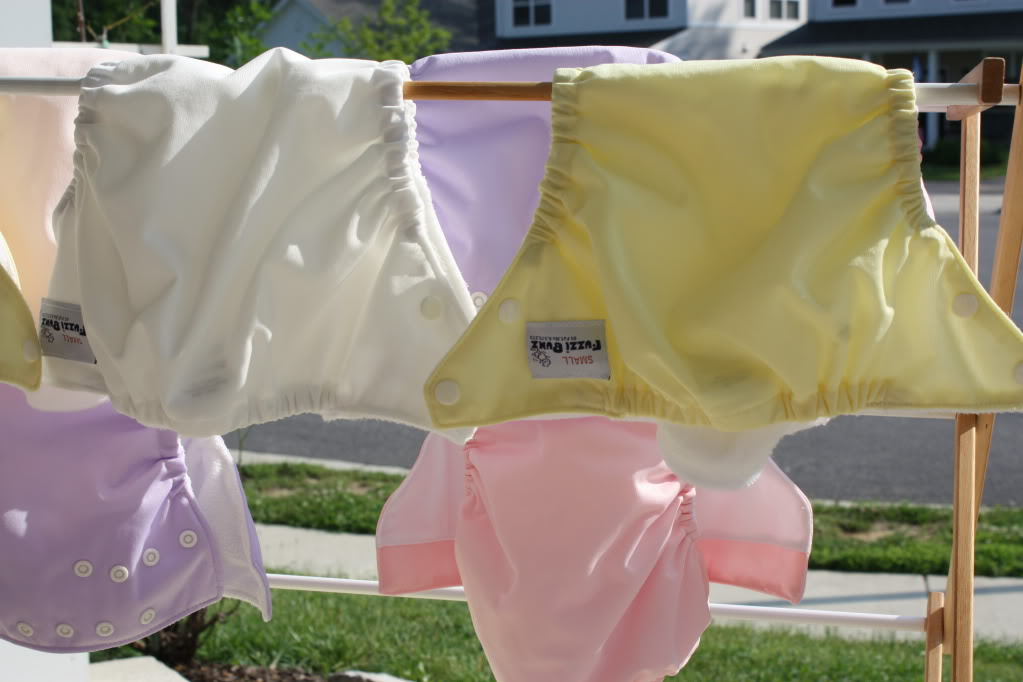 Everything you need to know about cloth diapers