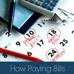 Paying bills online is an easy way to save money and it really adds up over time.