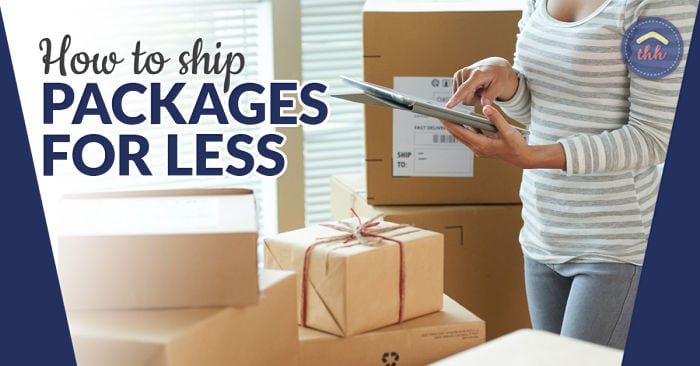 what's the cheapest way to mail packages