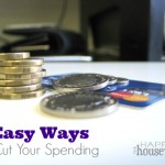 7 Easy Ways to Cut Your Spending