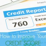 How to monitor your credit report for free.
