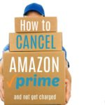 How to cancel your amazon prime membership