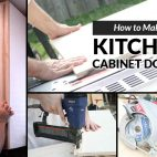 How to Make Kitchen Cabinet Doors