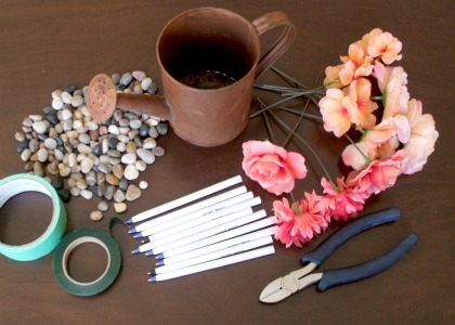 Flower Pens The Happy Housewife Home Management