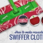 How to Make Your Own Swiffer Cloths