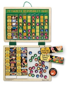 Melissa and Doug Chore Responsbility Chart