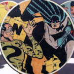 Comic Book Coasters