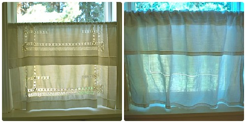 cafe curtain examples