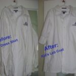 Child's Lab Coat: