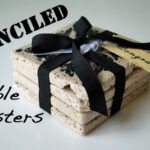 stenciled-marble-coasters
