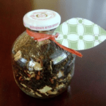 Black Apple Tea Mix