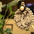Simple Damask Ornament