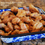Roasted Sugared Almonds