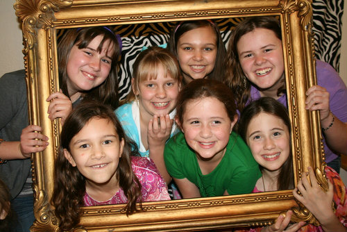 Frame Party for Tweens