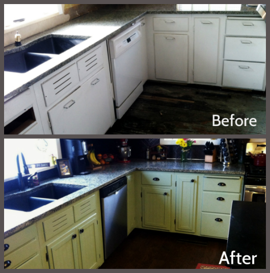Cost To Reface Cabinets: The Happy Housewife™ :: Home