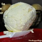 How to Make Butter | The Happy Housewife