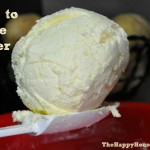 How to Make Butter   The Happy Housewife