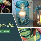 Mason Jar Crafts and DIY projects