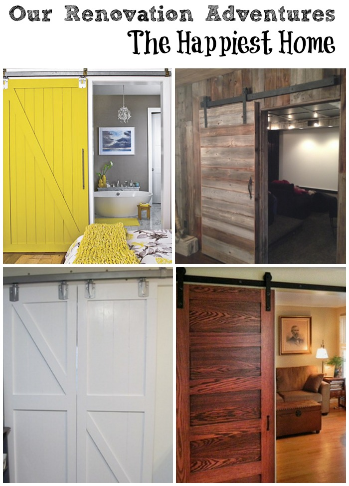 Help Design My Barn Door Day 34 The Happy Housewife