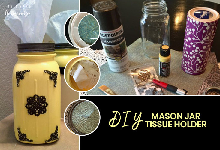 Mason Jar Crafts The Happy Housewife Home Management