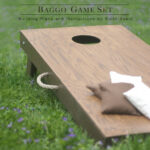 Baggo Game Set