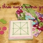3 Men's Morris Game