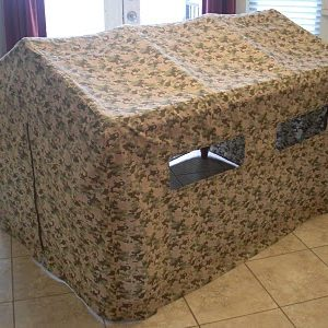 Army Bunker Tent