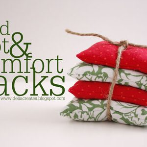 Cold & Hot Comfort Bags