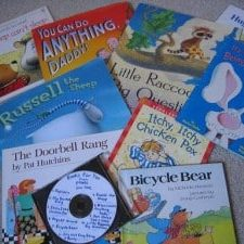 Personalized Books on CD