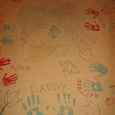 Personalized Tablecloth