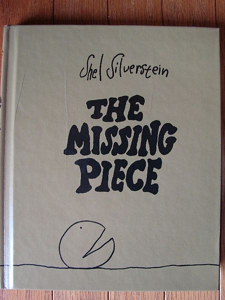 the missing piece shel silverstein