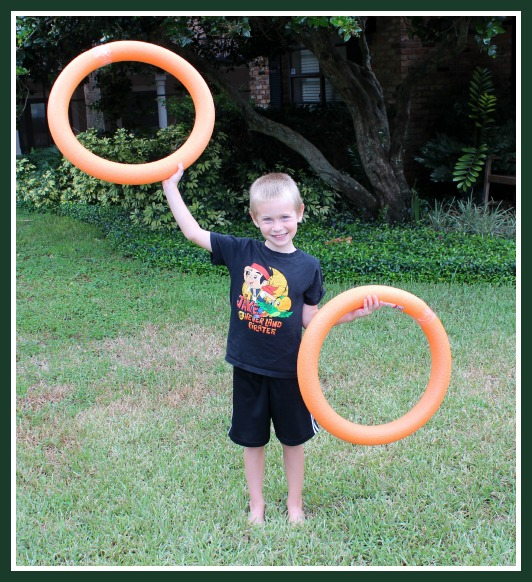 10 Pool Noodle Activities