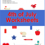 4th of July Worksheets