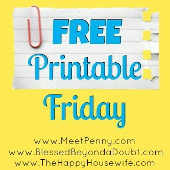 Apples Word Hunt: Free Printable Friday | The Happy Housewife