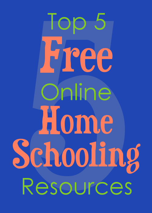 Top 5 Free Online Homeschooling Resources