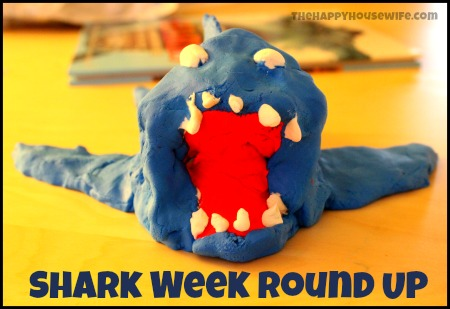 shark week round up