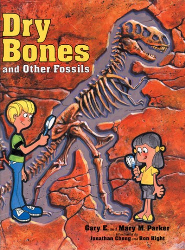 Creation Based Dinosaur Resources (Dry Bones and Other Fossils) | The Happy Housewife