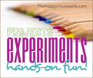 Homeschool Projects & Experiments