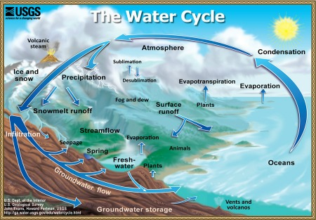 Learning About the Water Cycle | The Happy Housewife