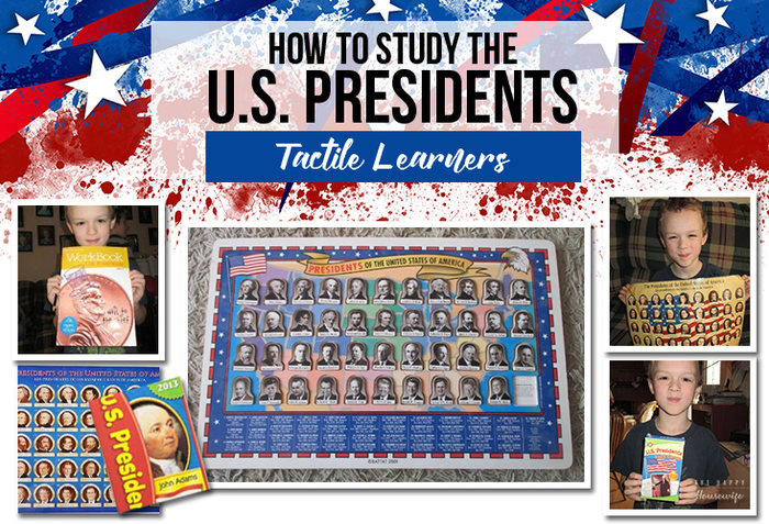 How to Study the U.S. Presidents