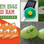 green eggs and ham activities Dr. Suess