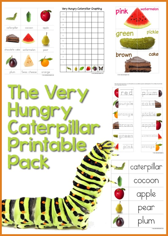 The-Very-Hungry-Caterpillar-Printables