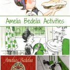 Amelia Bedelia activites, crafts, printables, recipes