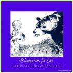 blueberries for sal activities