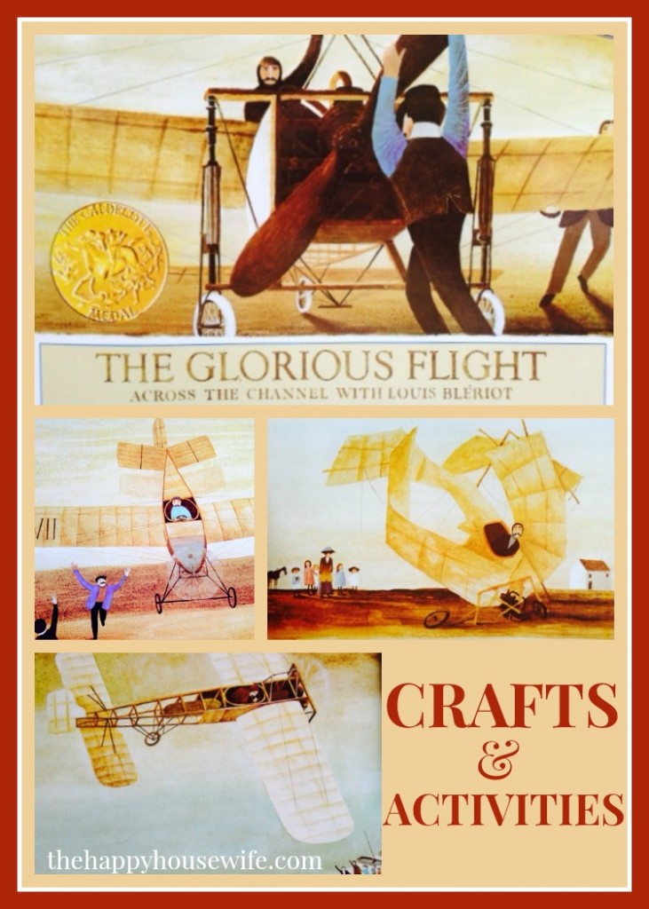 the glorious flight