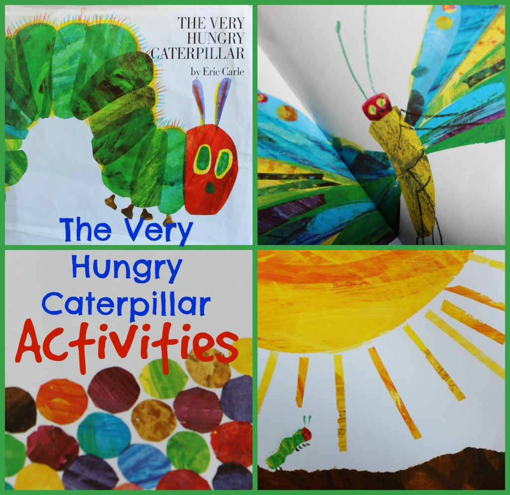 31 Days Of Read Alouds Very Hungry Caterpillar